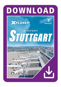 Packaging of X-Plane 11 Airport Stuttgart XP [PC / Mac]