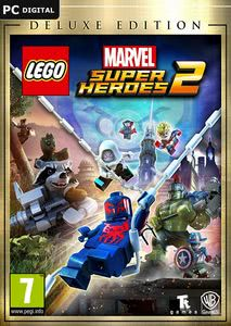 Packaging of LEGO Marvel Super Heroes 2 Deluxe [PC]