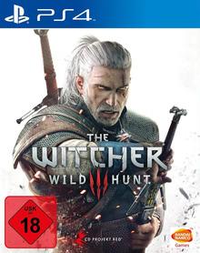 Verpackung von The Witcher 3: Wild Hunt [PS4]