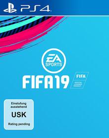 Verpackung von Fifa 19 [PS4]