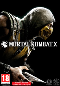Emballage de Mortal Kombat X - Uncut [PC]