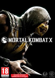 Packaging of Mortal Kombat X - Uncut [PC]