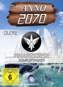 Verpackung von Anno 2070   Finanzkrise - Komplettpaket [PC]