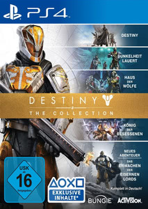 Verpackung von Destiny - The Collection [PS4]