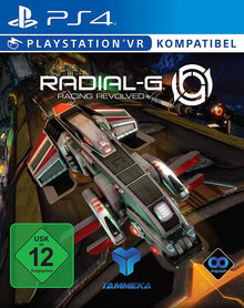 Verpackung von Radial-G [PS4]