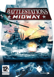 Packaging of Battlestations Midway [PC]