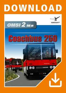 Packaging of OMSI 2  Add-On Coachbus 250 [PC]
