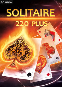 Packaging of Solitaire 220 Plus [PC]