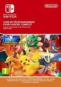 Emballage de Pokémon Tekken DX [Switch]