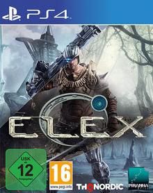 Verpackung von Elex [PS4]