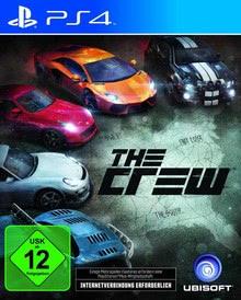 Verpackung von The Crew [PS4]