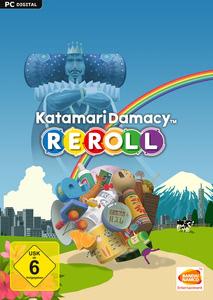Verpackung von Katamari Damacy Reroll [PC]