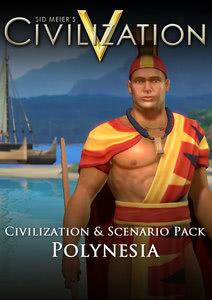 Verpackung von Sid Meier's Civilization V Double Scenario Pack: Polynesia DLC [PC]