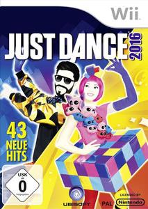 Verpackung von Just Dance 2016 [Wii]