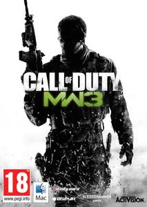 Packaging of Call of Duty® Modern Warfare 3™ [Mac]
