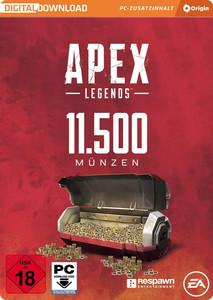 Verpackung von Apex Legends 10000 (+1500 Bonus) Coins [PC]
