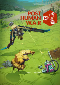 Packaging of Post Human W.A.R [PC / Mac]