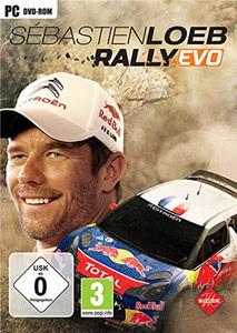 Verpackung von Sébastien Loeb Rally Evo [PC]