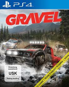 Verpackung von Gravel [PS4]