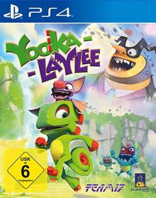 Verpackung von Yooka-Laylee [PS4]