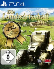 Verpackung von Die Landwirtschaft 2017 Gold Edition [PS4]