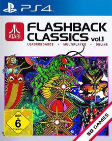 Verpackung von Atari Classics Vol 1 [PS4]