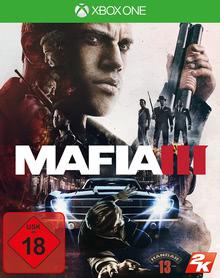 Verpackung von Mafia 3 [Xbox One]