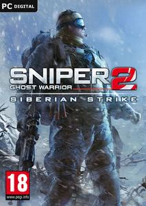 Packaging of Sniper: Ghost Warrior - Siberian Strike [PC]