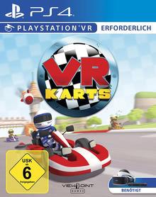 Verpackung von VR Karts [PS4]