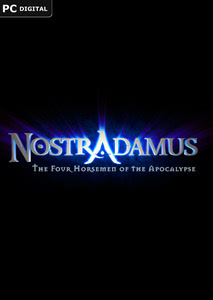Verpackung von Nostradamus - The Four Horsemen of the Apocalypse [PC]