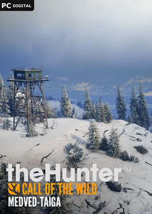 Packaging of theHunter: Call of the Wild Medved Taiga [PC]