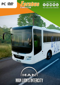 Packaging of Der Fernbus Simulator - MAN Lion's Intercity [PC]