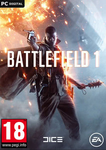 Packaging of Battlefield 1 [PC]