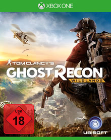 Verpackung von Tom Clancy's Ghost Recon Wildlands [Xbox One]