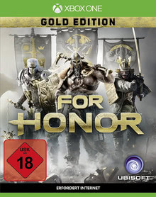 Verpackung von For Honor Gold Edition [Xbox One]