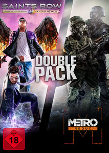 Verpackung von Saints Row / Metro Double Pack [PC]