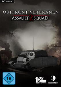 Verpackung von Men of War: Assault Squad 2 Ostfront Veteranen [PC]