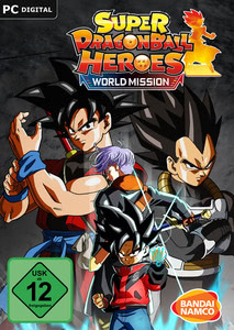 Verpackung von Super Dragon Ball Heroes: World Mission [PC]