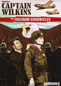 Packaging of Wolfenstein II: The New Colossus The Freedom Chronicles Episode 3 [PC]