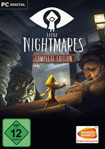 Verpackung von Little Nightmares Complete Edition [PC]