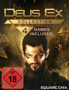Verpackung von Deus Ex Collection [PC]