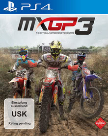 Verpackung von MXGP 3 [PS4]