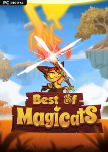Verpackung von The Best of MagiCats [PC]