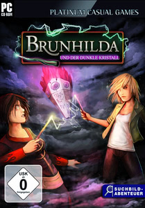 Verpackung von Brunhilda und der dunkle Kristall [PC]
