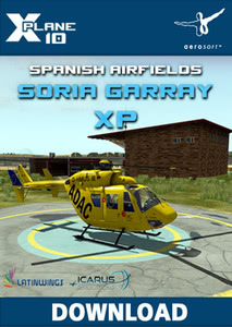 Packaging of X-Plane Spanish Airfields: Soria Garray XP [PC / Mac / LINUX.content]