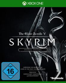 Verpackung von The Elder Scrolls V: Skyrim Special Edition [Xbox One]
