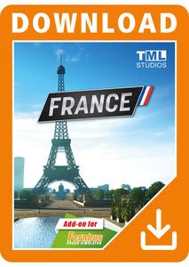 Verpackung von Der Fernbus Simulator - Frankreich [PC]