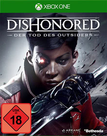 Verpackung von Dishonored: Der Tod des Outsiders [Xbox One]