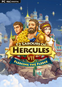 Verpackung von 12 Labours of Hercules VII: Fleecing the Fleece [PC / Mac]