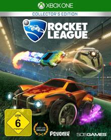 Verpackung von Rocket League Collectors Edition [Xbox One]